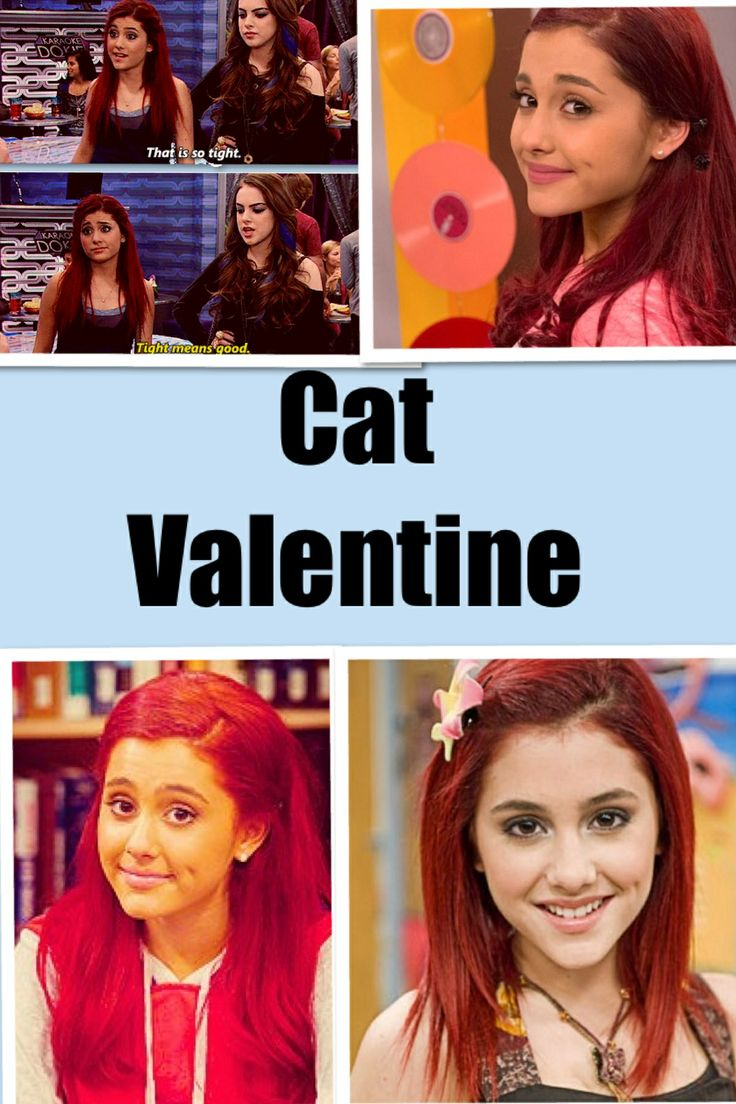 My favorite character in Sam and Cat, and in Victorious!!!