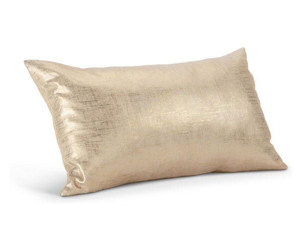 Shimmer Gold Pillow - Pillows - Accessories - Room & Board