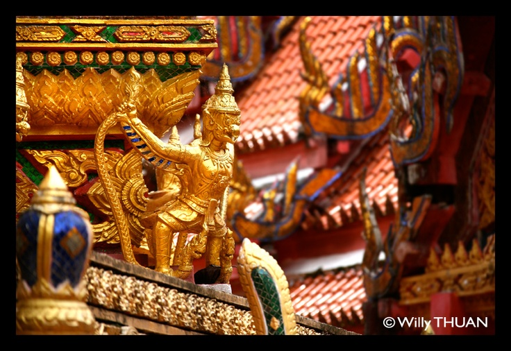 Colors of Thailand - http://phuket101.net/search/label/temples
