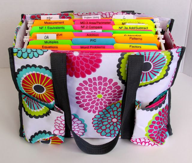 Math Resource Bundle (Common Core) How to organize the resources so that you have them at your fingertips! Mrs. C's Classroom