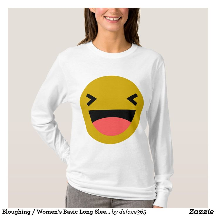 Bloughing / Women's Basic Long Sleeve T-Shirt