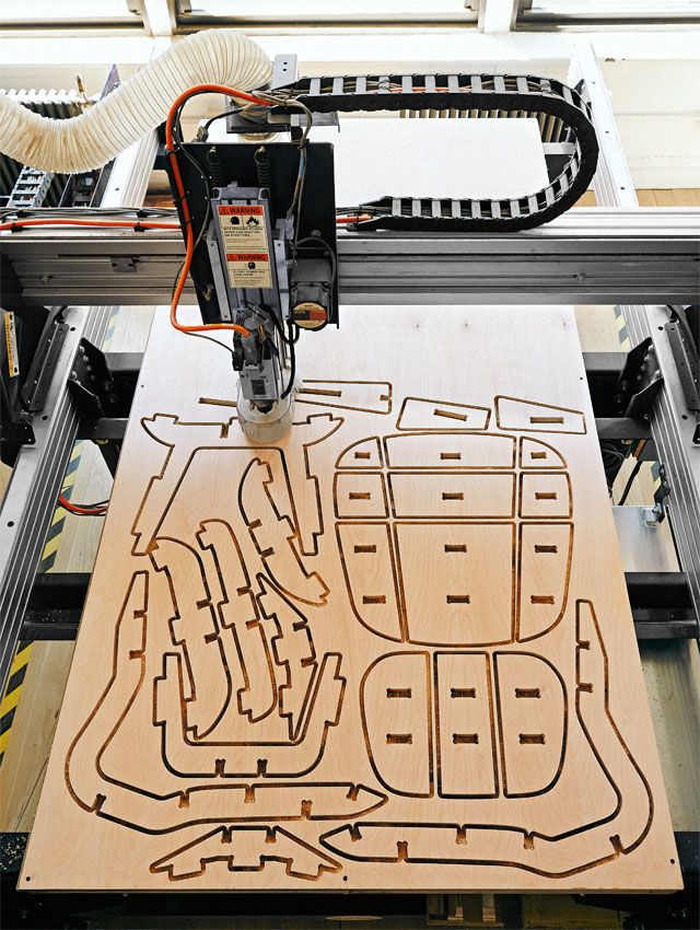 Build Your Own Beautiful Flat-Pack Chair  - PopularMechanics.com