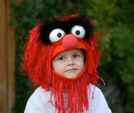 hahahahahahaha ANIMAL!!! Muppets Hat