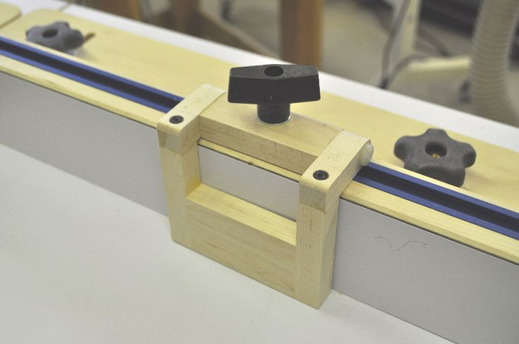 Homemade miter saw stops....cheap and they work great!
