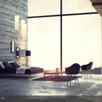 San Diego BEACH HOUSE - ARCHITECTURE ‹ 3D World renderings