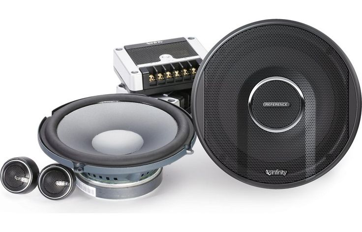 Save 20% on Infinity car speakers. While supplies last.