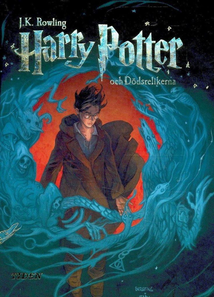 Harry Potter och dödsrelikerna I J.K. Rowling I Tiden