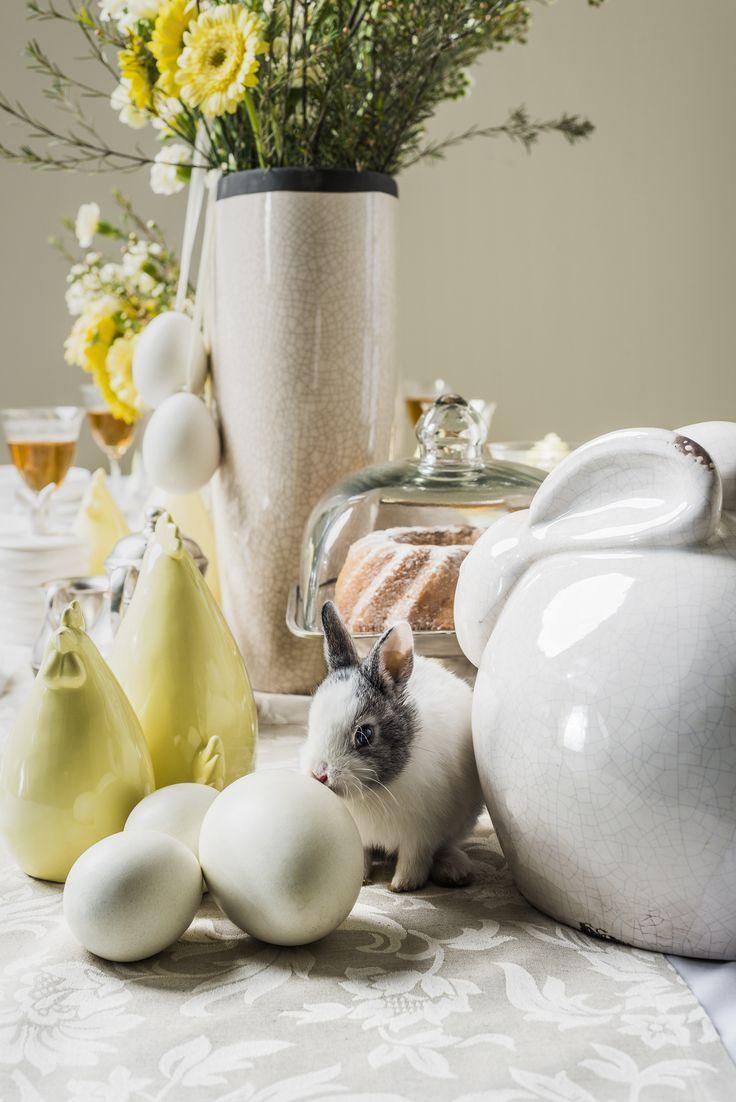 #wielkanoc #easter #spring #wiosna #zastawastolowa #cute #interiordesign #inspiration #dekoracjewiosenne #dekoracjewielkanocne #decor #easterdecor #flowers #kwiaty#inspiracje #furniture #meble #bunny #krolik