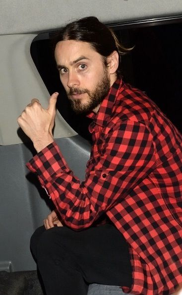 Jared Leto in Japan.