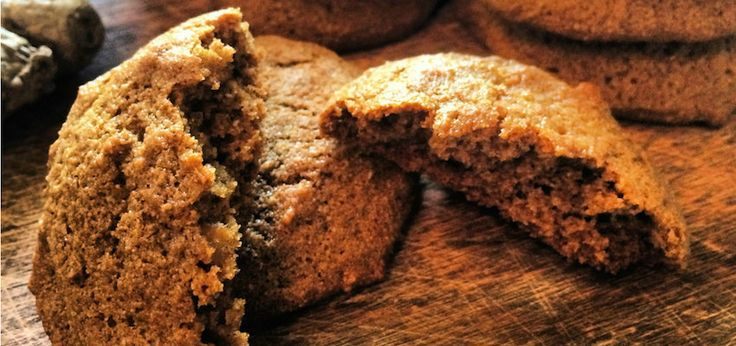 Get-Happy Ginger Cookies (Easy, Gluten-Free & Plant-Based!)