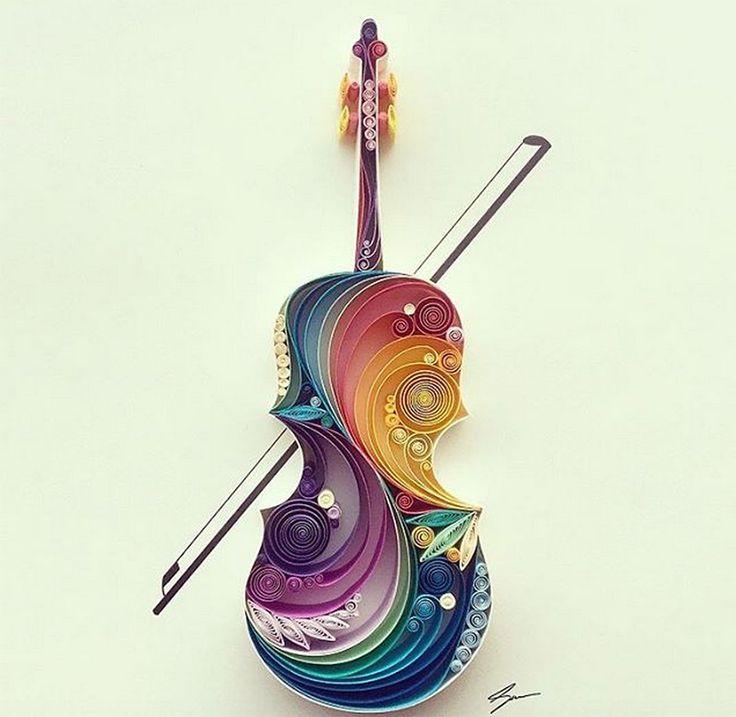 Sena Runa est une artiste turque qui possède une incroyable minutie. Elle réalise en effet de superbes oeuvres en papier roulé. Son talent est tel qu'elle a pu quitter son job afin de s'adonner pleinement à sa passion. SooCurious vous laisse découvri...