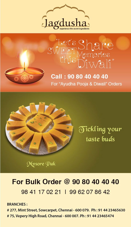 Enjoy the True taste of Mysore pak with Jagdusha Sweets & Savories. . .It's time to taste. . .