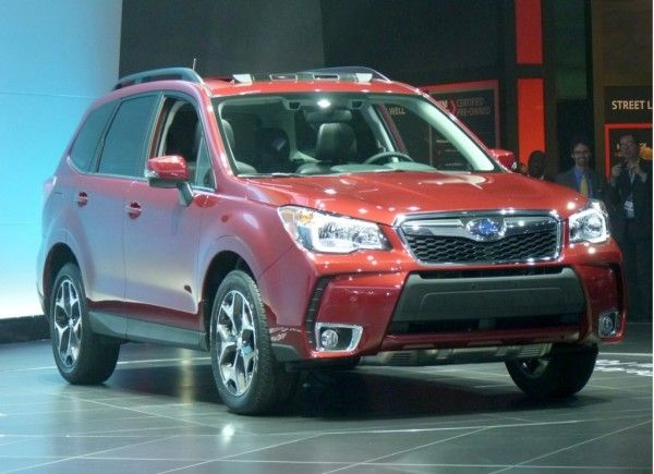 2014 Subaru Forester Reds Style 600x435 2014 Subaru Forester Full Reviews