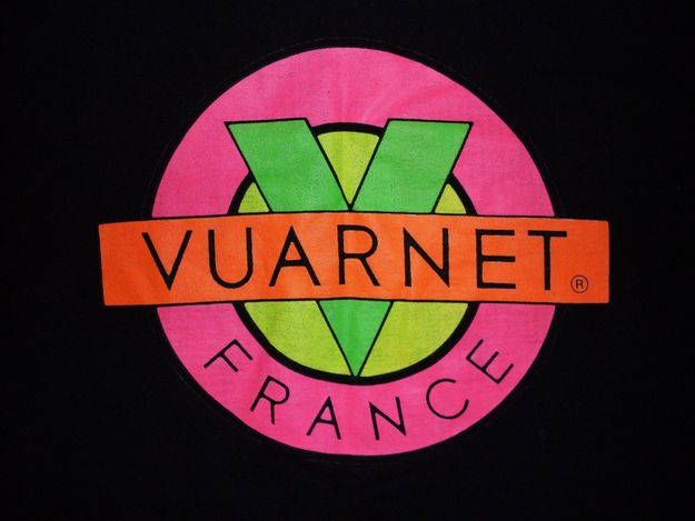 That Vuarnet T-shirts were best worn with Z. Cavaricci acid-wash jeans (pegged, of course).