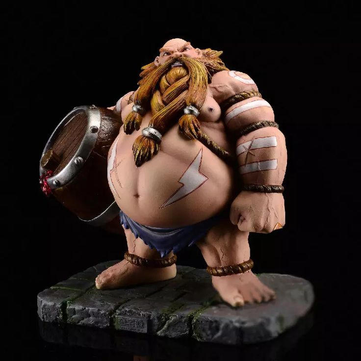 2017 Popular World Game Dota 2 Lol Action Figure The Rabble Rouser Gragas Anime Figurine Hot Sale Pvc Resin Model Figuras Game Lovers From Cat1314, $173.32 | Dhgate.Com