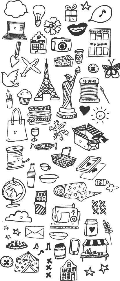 Studio Sjoesjoe: My sketch book