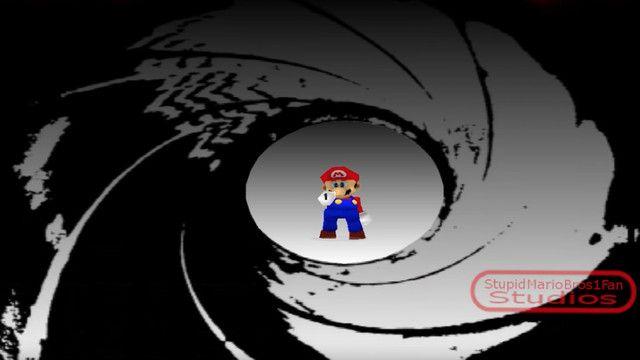 Mod brings Super Mario 64 cast into GoldenEye 007