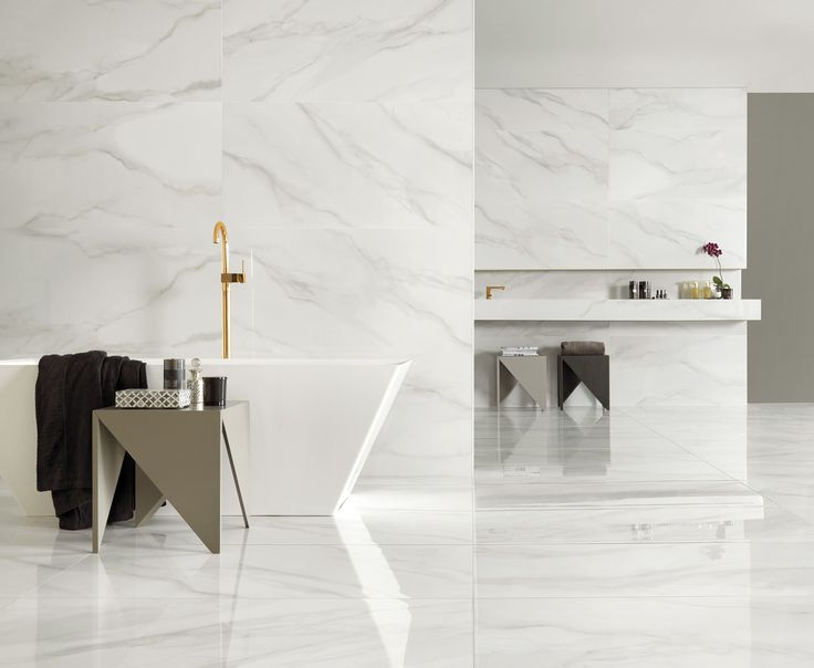 Cerâmica Portobello | BIANCO COVELANO 60X120 PULIDO