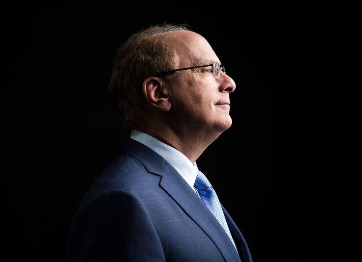 Laurence Fink blew $100 million in 1986. Since then, as chief of BlackRock, he…