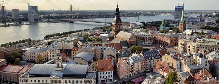 Most green eco-friendly cities in Europe, Riga - keyofaurora.com Artisanal.Narrative.Smart -
