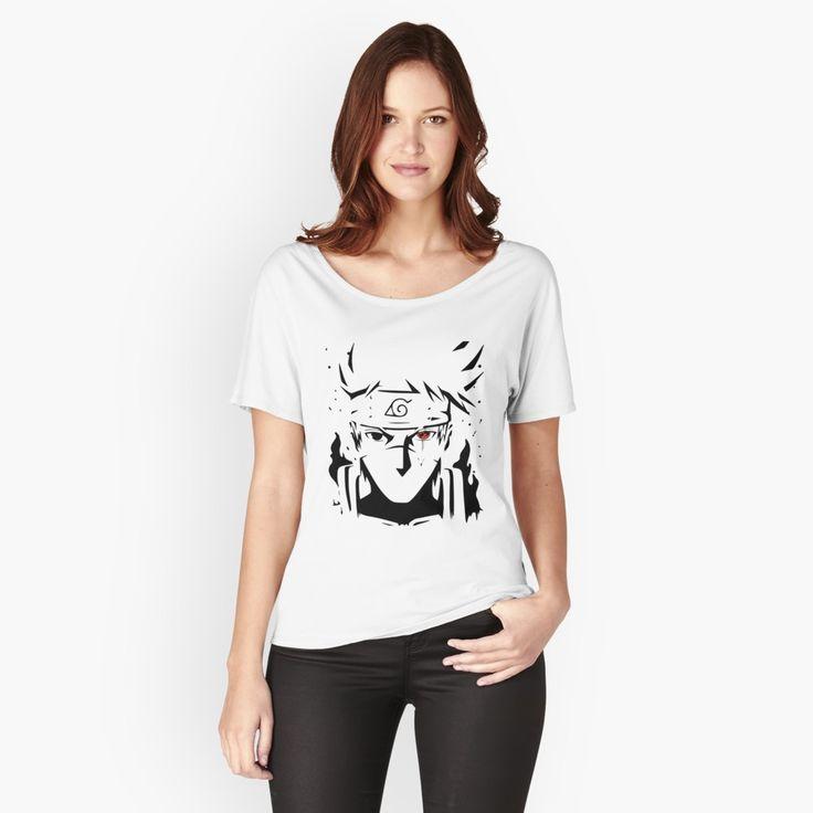 Kakashi epic artwork   Women's Relaxed Fit T-Shirt