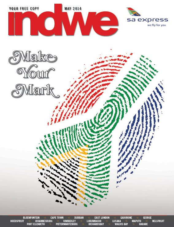 Indwe Magazine May Cover