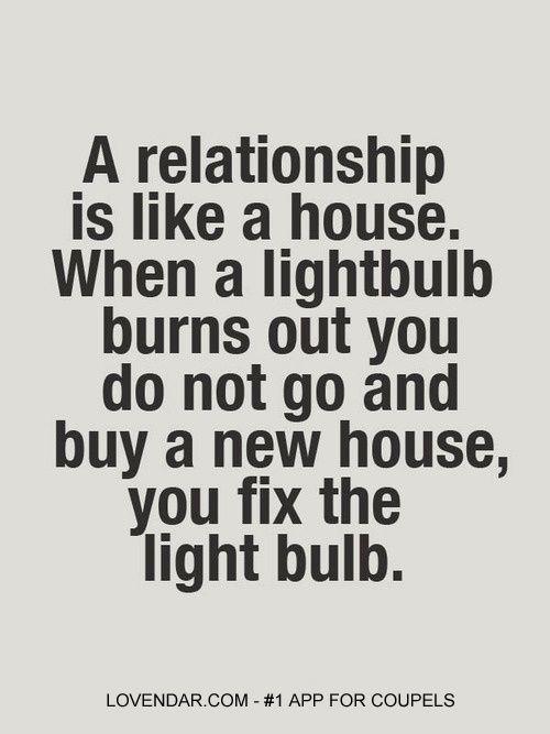 get over relationship problems