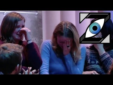 [Zap Télé] Les larmes en direct après la victoire de Trump ! (09/11/16)