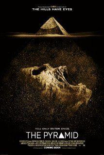 The Pyramid (2014) => New Horror Movie, 5 December 2014 at the Cinemas