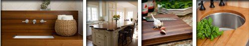 Rustic Walnut Edge –Serious DIY Only | Craft-Art BUTCHER BLOCK supplier for DIY countertops