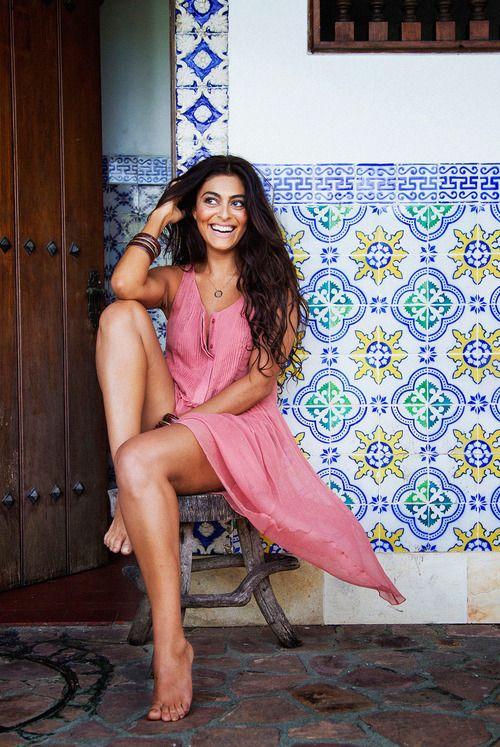 Juliana Paes à la Gabriela, linda demais!