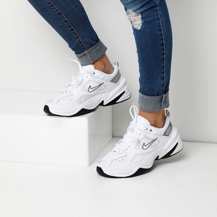 Nike M2k Tekno In Weiss Bq3378 100 Everysize Nike Schuhe Damen Nike Schuhe Nike Schuhe Outfits