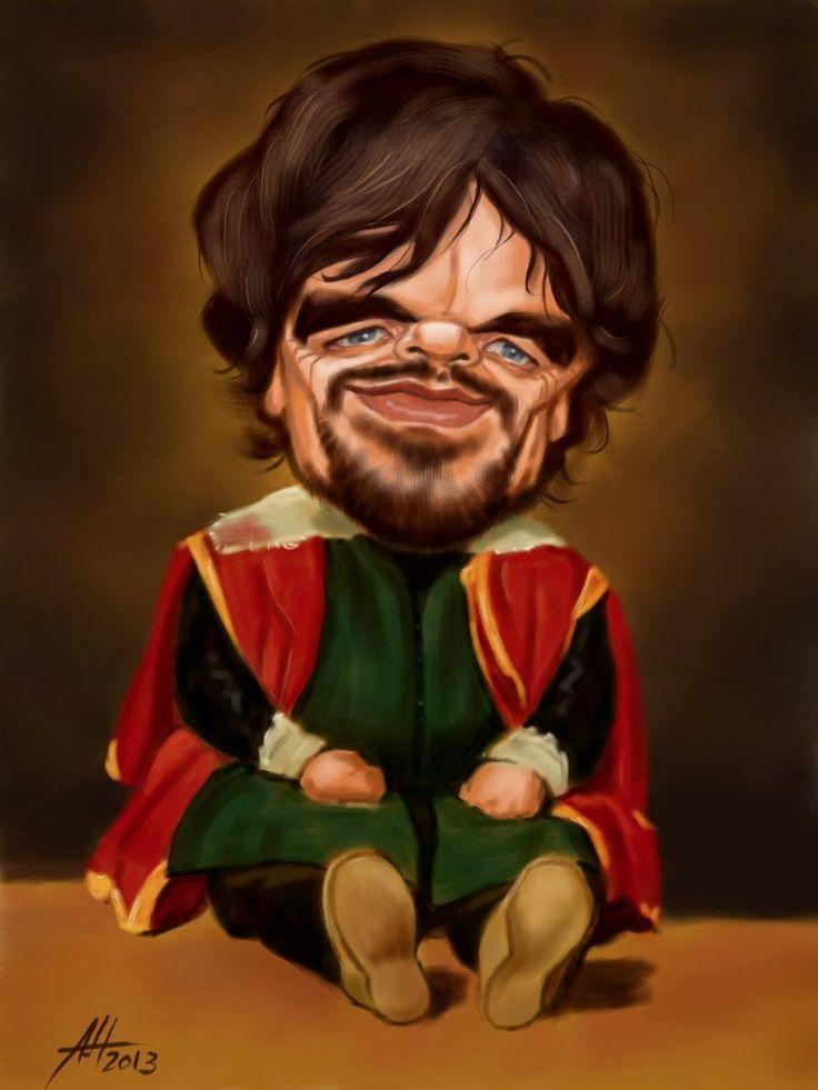 El actor Peter Dinklage como el enano bufón de la corte de Felipe IV que pintó Velázquez hacia 1635.