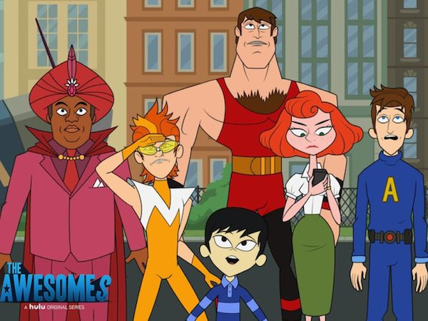 The Awesomes.