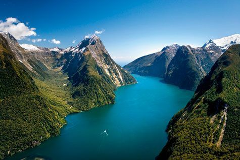 Nya Zeeland - roadtrip i äventyrens land//Vagabond - Sveriges största restidning!