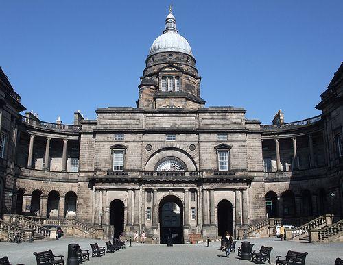University of Edinburgh. . .