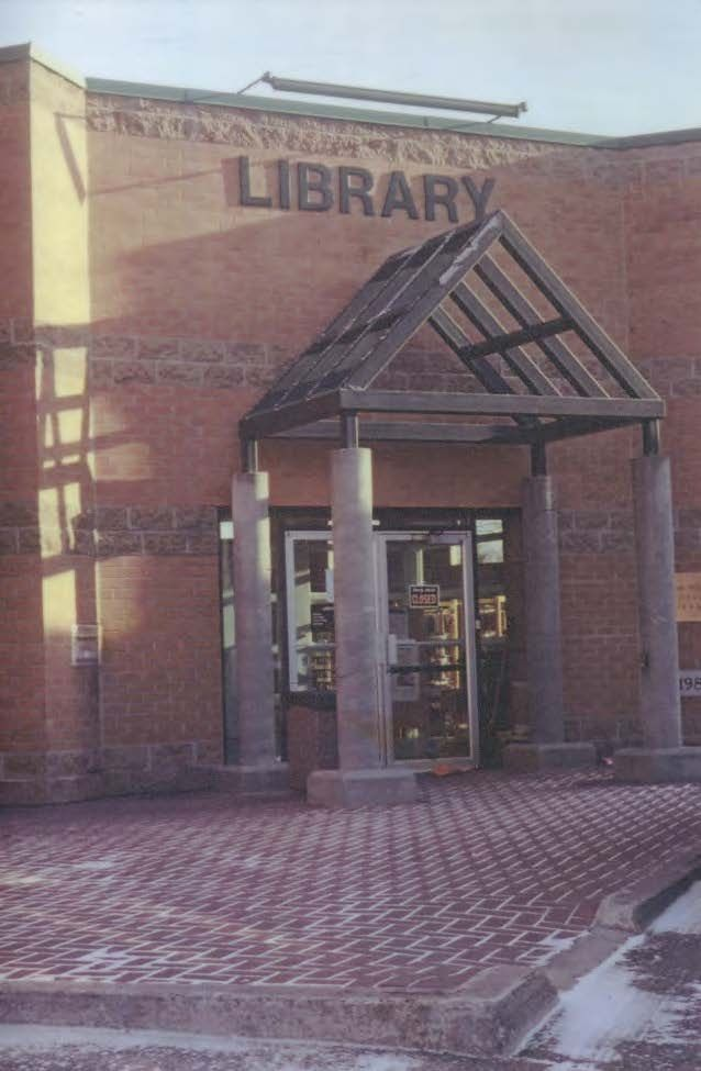 April 3, 1990: The Oak Ridges Moraine Library opened on Yonge St., in the Oak Ridges market place. #OakRidges #LakeWilcox #RHPLibrary #RichmondHill #Library #books #children #outreach #program #knowledge #learn