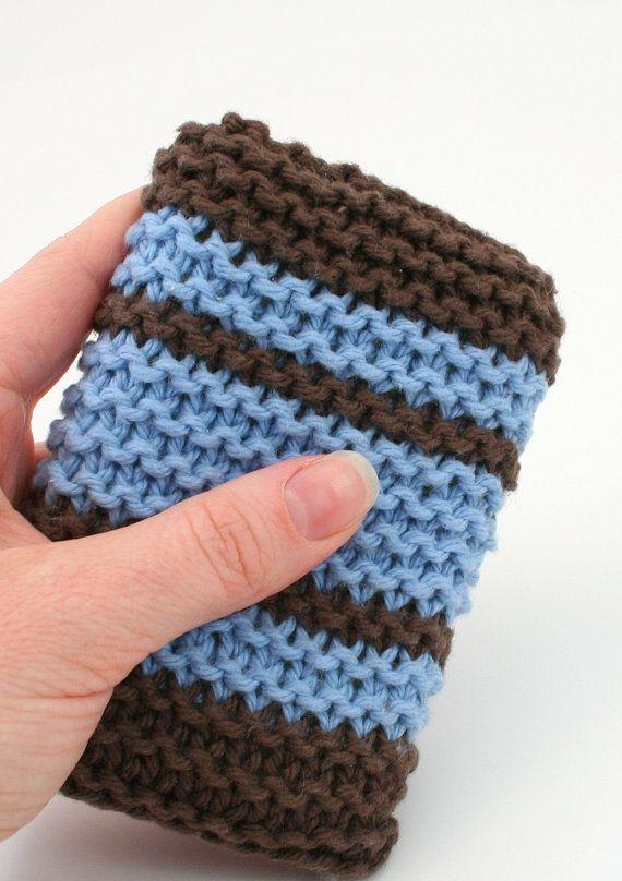 PDF DIGITAL PATTERN:Knit Scrubbie Pattern,Scrubbie Sponge ...