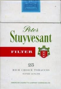 Nostalgie. Alles over vroeger met veel oude foto's: De bekende sigarettenmerken van vroeger. Nostalgie!