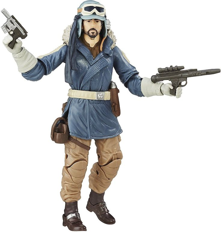 Hasbro Star Wars Rogue One The Black Serie Captain Cassian Andor (B9395)