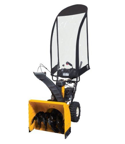 Classic Accessories 52-086-010401-00 Universal 2-Stage Snow Thrower Cab, 2015 Amazon Top Rated Snow Blowers #Lawn&Patio