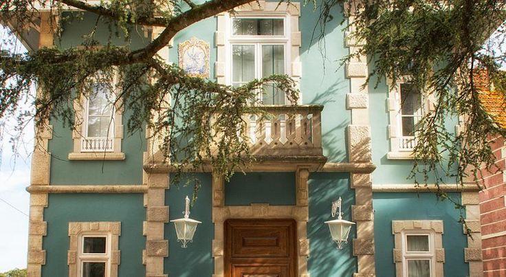 """Palácio da Pena - onde dormir perto do """"melhor castelo da Europa"""""""