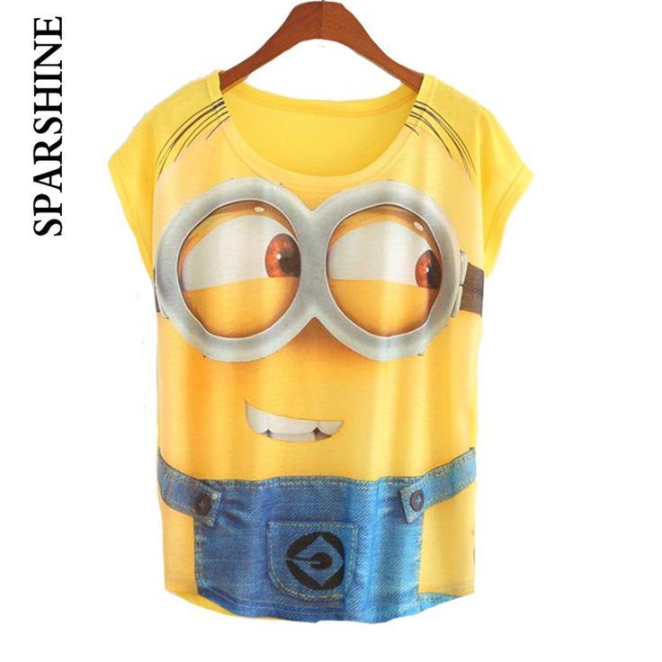 Summer Style 2016 T Shirts Women T-Shirt Fashion 2016 Emoji Tshirt Tee Camiseta Minions Camisetas Hombre Resident Evil Poleras