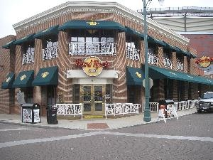 Is There A Hard Rock Cafe In Memphis Tennessee