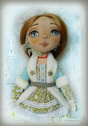 Магазин мастера Stelena Dolls