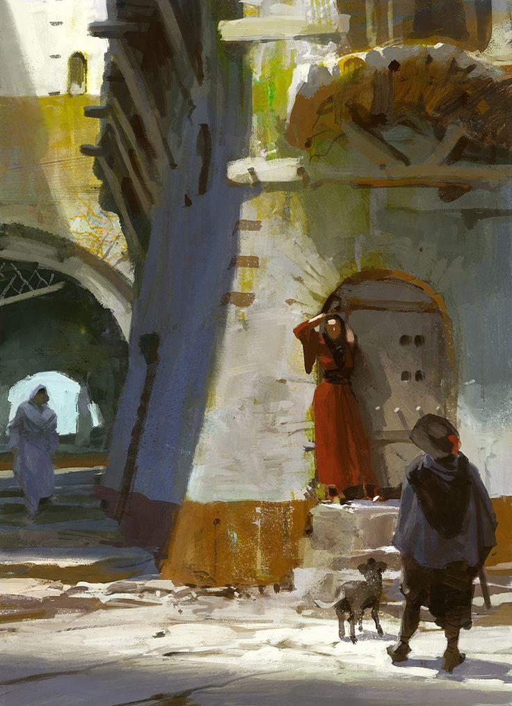Рыцари кисти: Jaime Jones - Shazoo