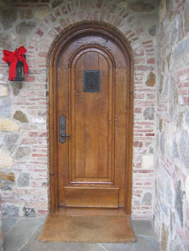 10 Best Round Amp Arch Top Doors Images On Pinterest