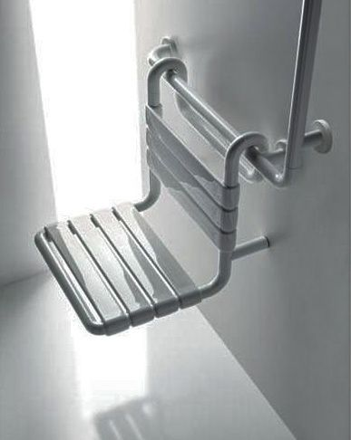 Hewi Ultramid Nylon Tub and Shower Seats----Hewi nylon shower seats for bathrooms and showers offer accessibility hardware solutions for elderly and physically disabled users, and are an essential component of any bathroom build or remodel.