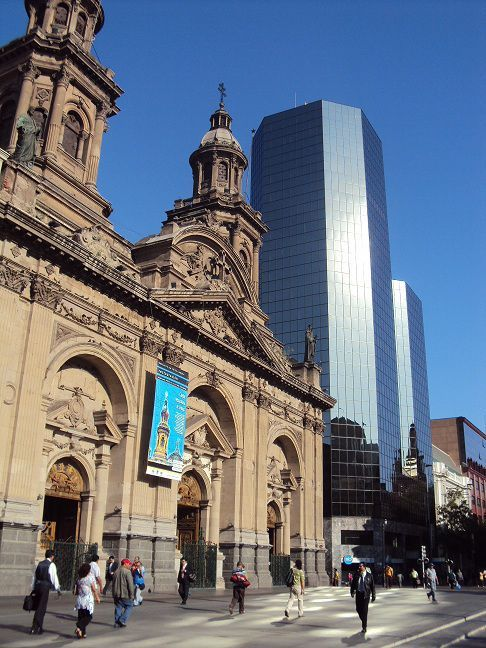 Chile, Santiago de Chile