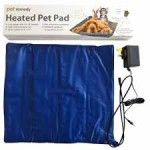 Pet Remedy Heat Pad - Heat can often be a calming sensation for pets.